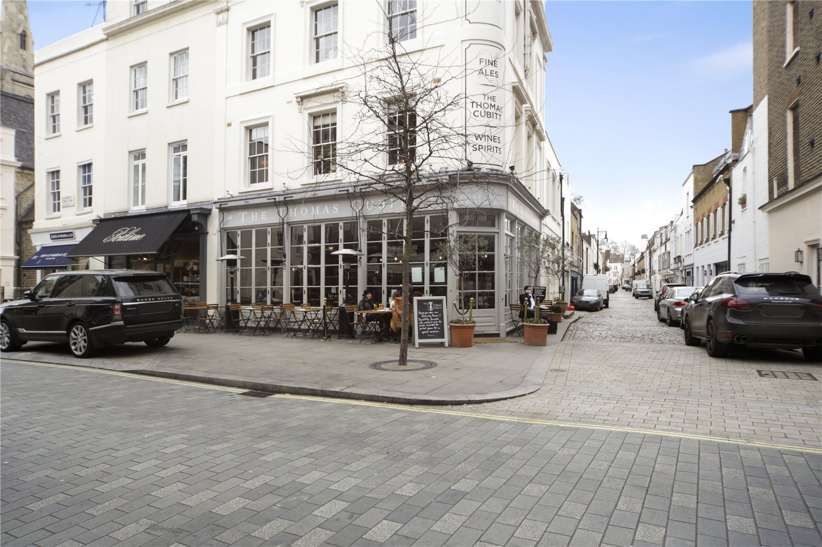 Ebury Street Belgravia London Sw1w Appartamenti In